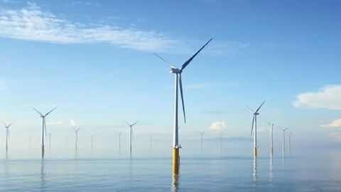 Ratings agency expects offshore wind to drive renewables growth in Asia Pacific