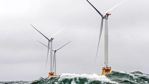Offshore accounts for 40% of global wind forecast