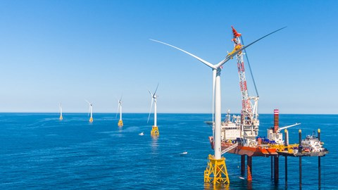 Enterprise energy to contract tractebel overdick for pioneering 'energy plus' offshore wind